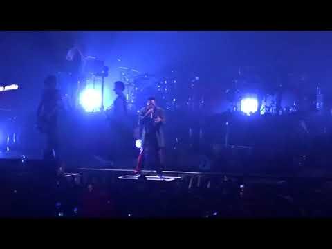 Gorillaz  Ascension + Strobelite    The Forum  Los Angeles CA  October 5, 2017