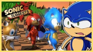 THIS GAME IS FREAKY!! Sonic Play's Sonic Suggests