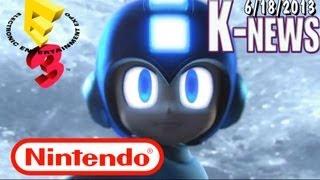K-News - Nintendo E3 2013 Wii U & 3DS
