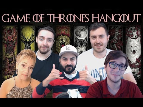 Game of Thrones Live Hangout #WatchAmericanFilmProductions!