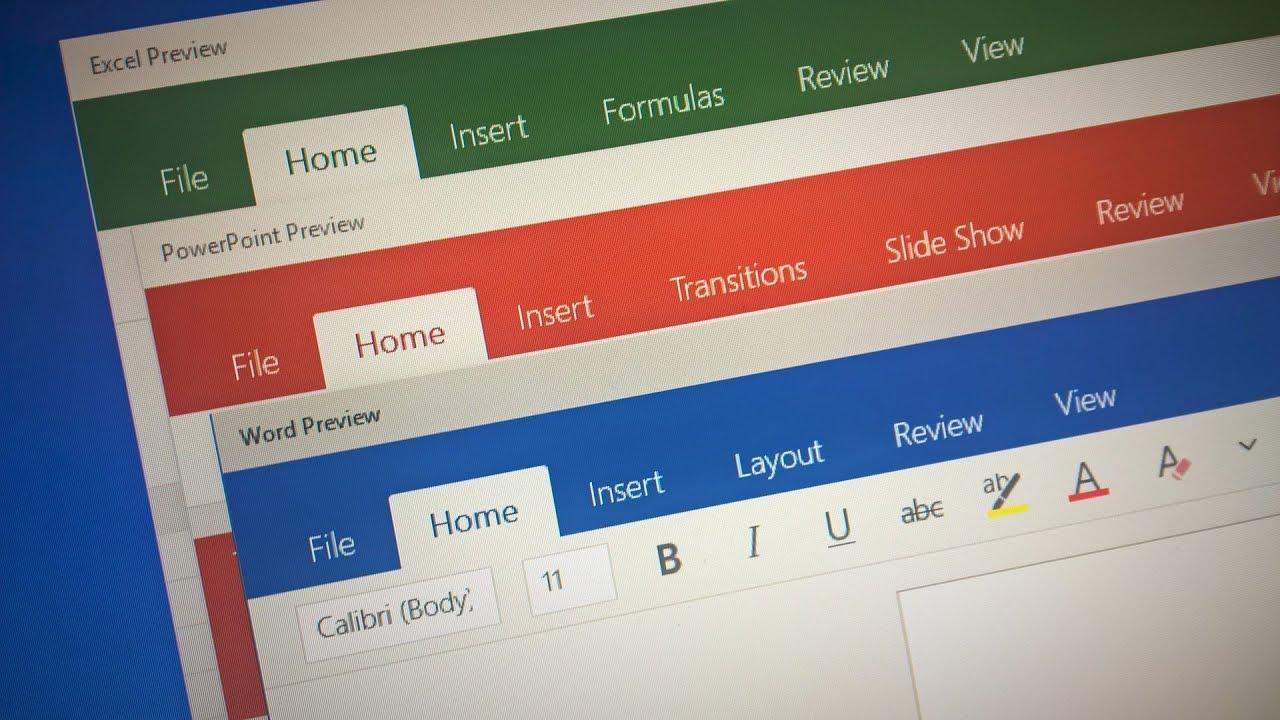 Microsoft Office 2016 Pro One2up