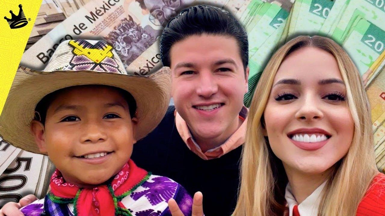Los Spots politicos del 2021 - El niño naranja y Samuel Garcia ♛