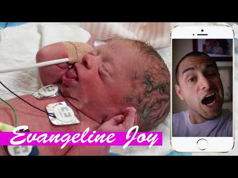 Evangeline Joy BIRTH Stories