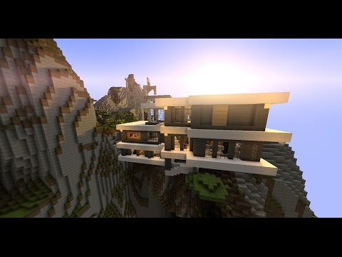 La plus belle maison minecraft au monde youtube for Les plus belles maisons du monde photos