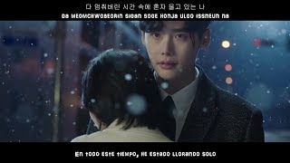 Gambar cover Eddy Kim - When Night Falls [ SubEsp | Han | Rom ] While You Were Sleeping OST Part 1