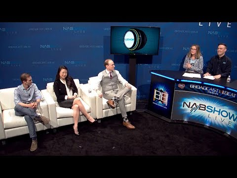 LinkedIn Live Discussion W/ Microsoft At NAB 2019