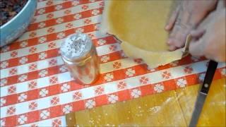 Making Berry Cherry Rhubarb Pie.wmv