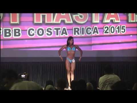 4* Campeonato  Centroamericano de Fitness y Men`s Physique Costa Rica 2015
