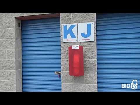 Cambridge Storage - Unit K1