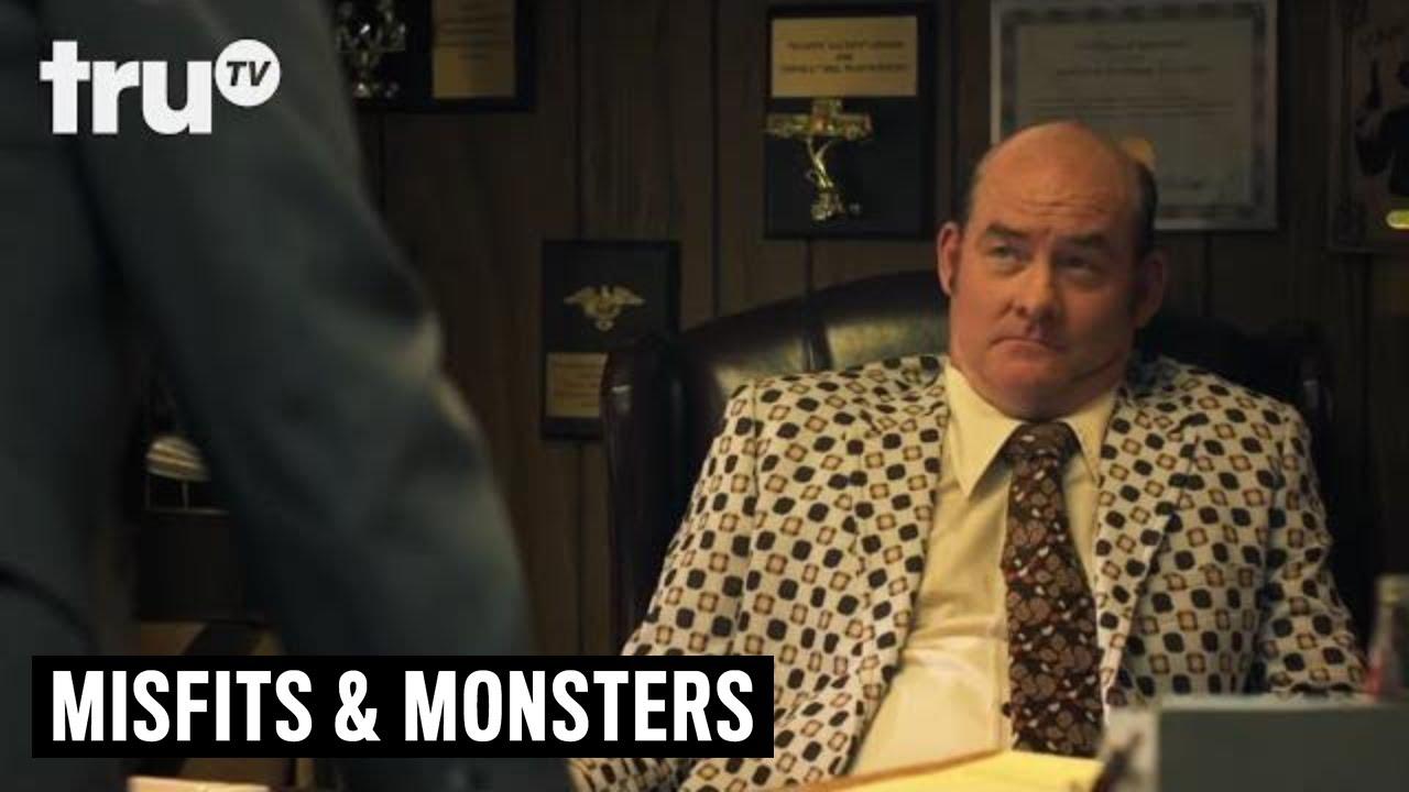 Download Bobcat Goldthwait's Misfits & Monsters - President-elect by Day, Werewolf by Night | truTV