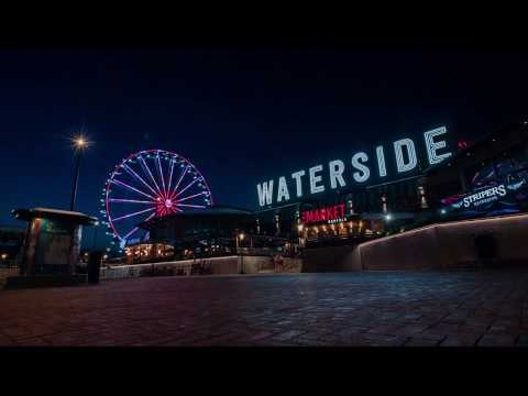 Time Lapse: Sunset at Waterside