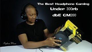 The Best Headphone Gamming Under 300rb - dbE GM200