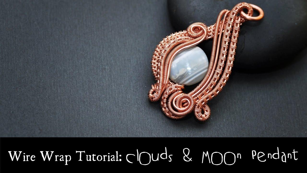 how to make wire wrap jewelry