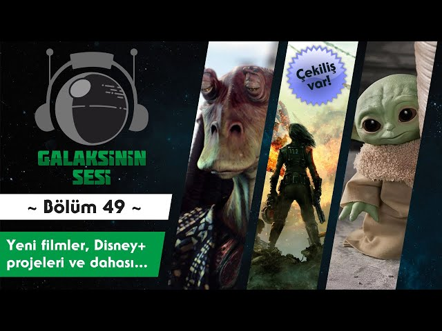 EP 49 -  Yeni filmler, Disney+ projeleri ve dahası...