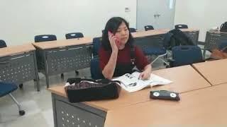 من الذاكرة  فيديوهات مع الطلبة الكوريين summercamp  1/4
