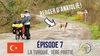 #7 - TURQUIE À VÉLO : avant-goût de sa culture, de ses habitants et de ses chiens !! - Tour du monde
