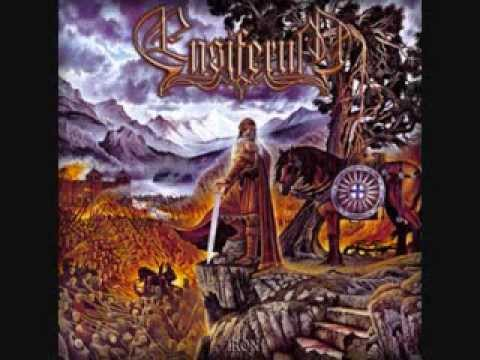Ensiferum - lai lai hei (lyrics)