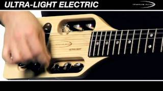 Traveler Guitar Ultra-Light Electric Product Overview