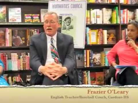 Frazier O'Leary On Being An Educator Part 1