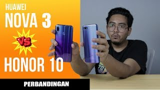 Huawei Nova 3 Vs Honor 10