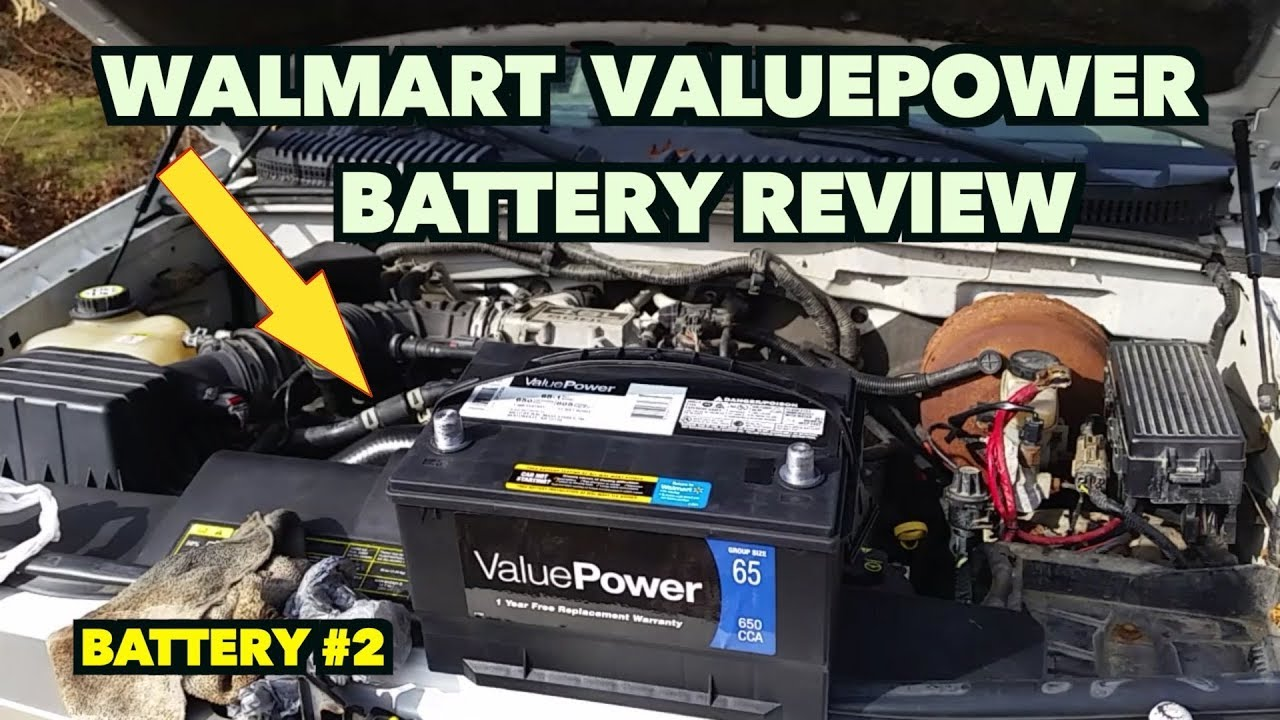 49 99 Walmart Valuepower Battery Review 1 Year Later 2nd