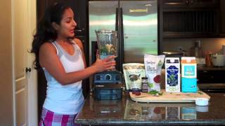 How To Make A Chocolate Green Smoothie