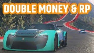 GTA 5 DOUBLE GTA$ & RP - CUNNING STUNTS GAMEPLAY DLC