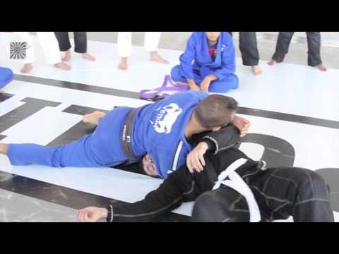 Former ADCC Champ Rani Yahya teaches the details behind the North South Choke at Fit Republik Dubai