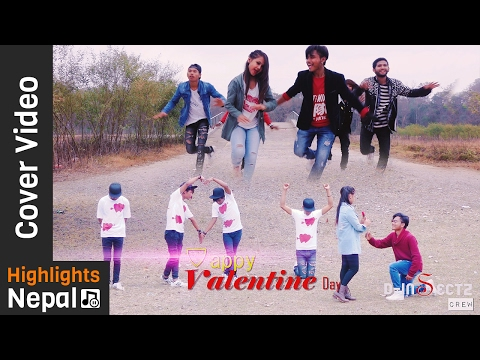 Lyang Lyang Cover Video By D-Insectz Crew | New Nepali Movie Romeo Song | Contestant No 22