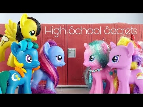 Download MLP: High School Secrets Ep1 (A Warm Welcome)