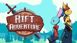 Rift Adventure : Divertido jogo em Pixel Art