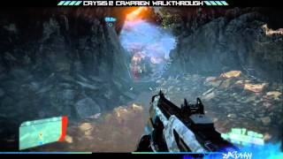 Crysis 2 Campaign Walkthrough - Mission 19 (A walk in the park) Part 2/2 [HD 1080p]