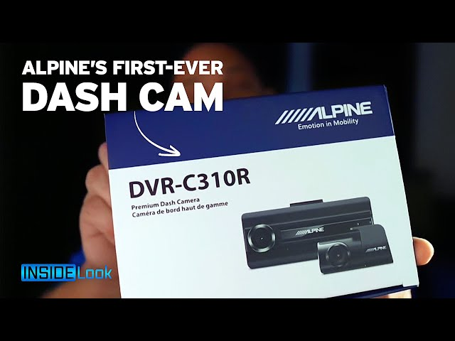 Inside Look with Alpine Brooks | Ep.1 | DVR-C310R Dash Camera
