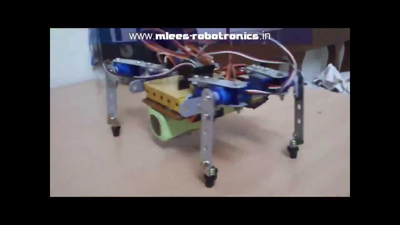How To Make A Robot Ideas For Robotic Projects Youtube