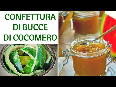 CONFETTURA DI BUCCE DI COCOMERO FATTA IN CASA DA BENEDETTA