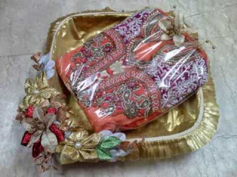 Trousseau packing trays sweet packing ring trays platters from trousseau packing trays sweet packing ring trays platters from ranjanaarts junglespirit Image collections