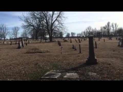 Maysville, AR Cemetery Feb 2016