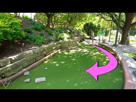 One Of The Nicest Mini Golf Courses We Have Ever Played!