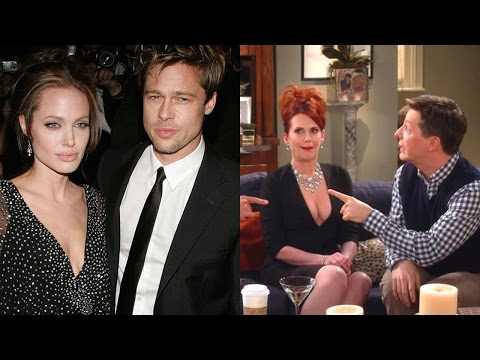 Some Like It Pop: Brangelina, 'Will & Grace' & ASMR