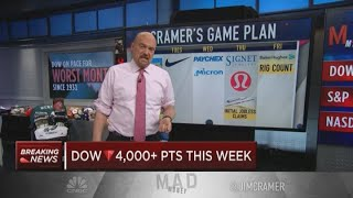 Jim Cramer previews game plan for March 23 trading week