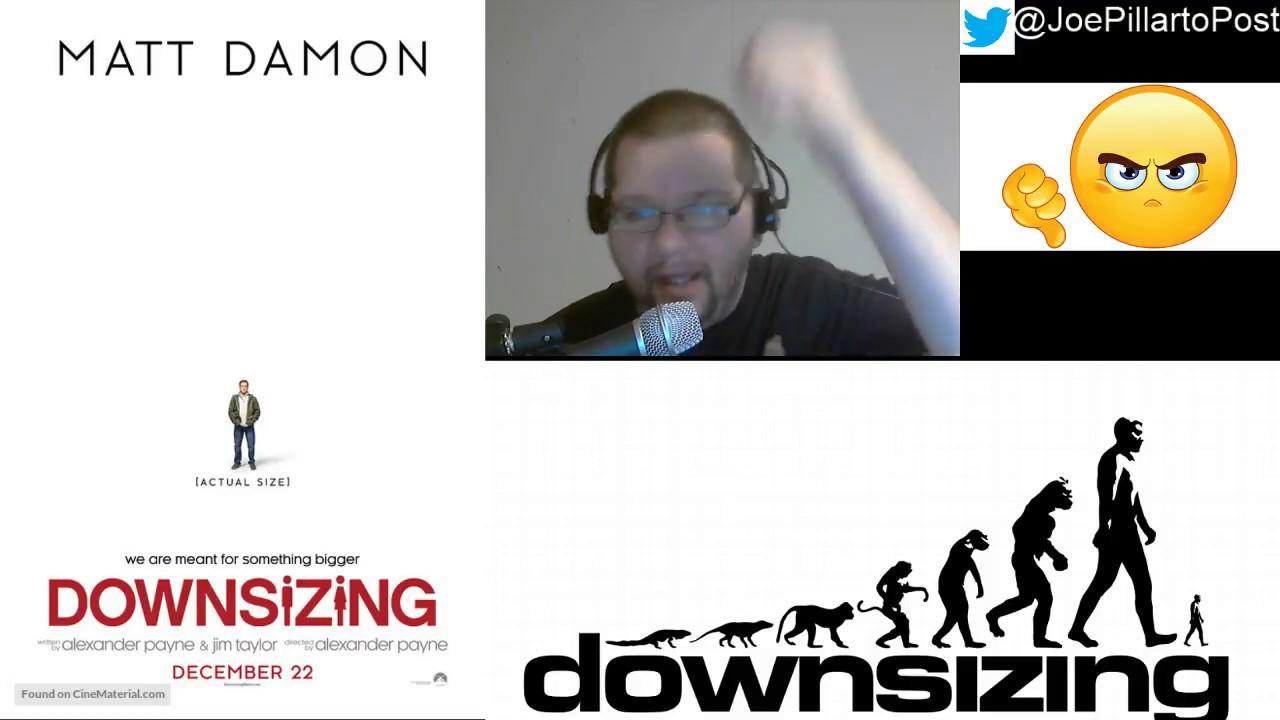 Download Downsizing Movie Review- Matt Damon,Kristen Wiig