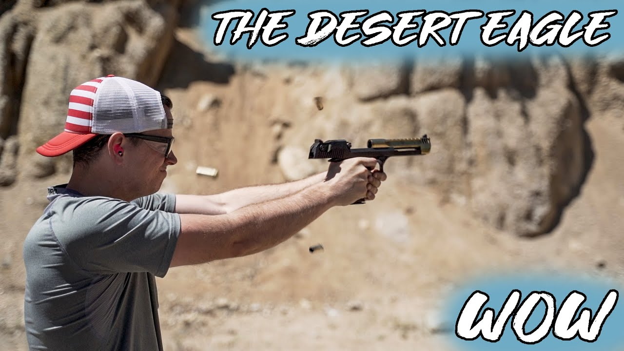 The Desert Eagle .50AE is PRACTICAL AND USEFUL