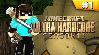 Minecraft Cube UHC Season 11: EP1 - Desert Temple?! Thumbnail