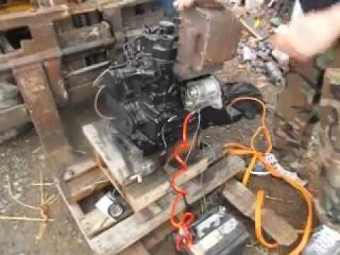 New Holland Ford Shibaura 3 Cylinder Diesel Engine Motor S753 954cc P802