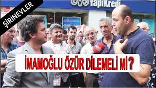 Erdoğan, İmamoğlu'nun Özür Dilemesi Gerektiğini Söyledi.Katılıyor Musunuz?