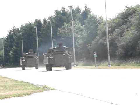 AIFV from the Belgian Army