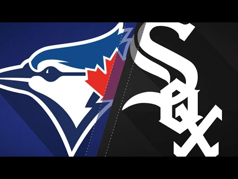 Five-run 9th pushes Blue Jays past White Sox: 7/29/18