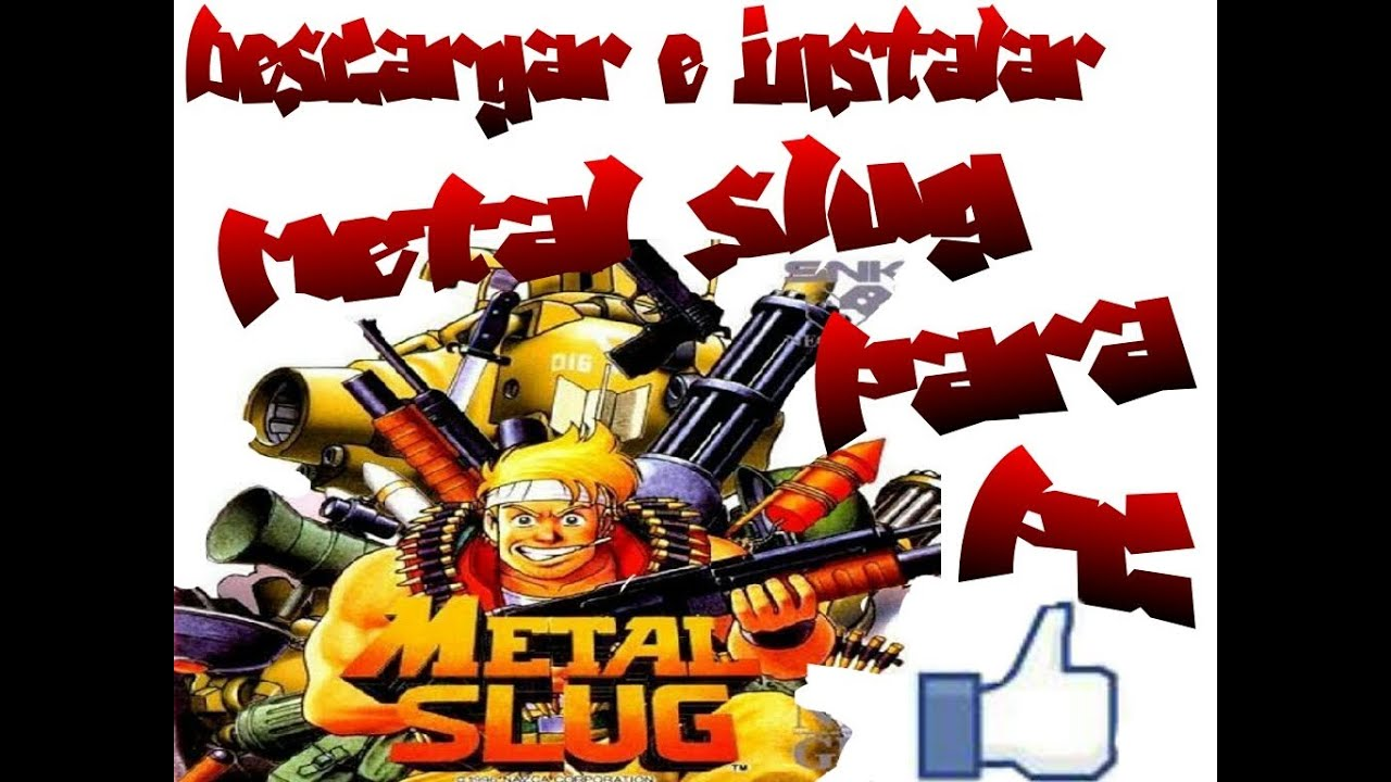 Metal Slug - Descargar para PC Gratis - Malavida