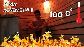 100 DERECEDE YARIM  SAAT!!