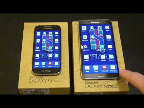 Smartphone Lock Down Policy & Driving Safety Mode on Samsung Galaxy S4 Mini & Note III